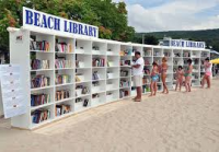 library on t beach